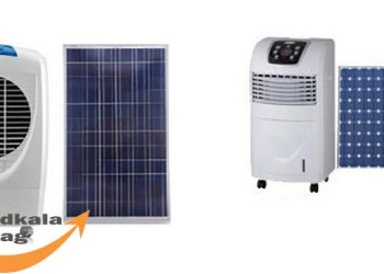 Introducing water coolers with solar cells